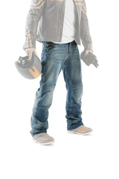 Spodnie motocyklowe meskie z kevlarem Dragonar mottowear
