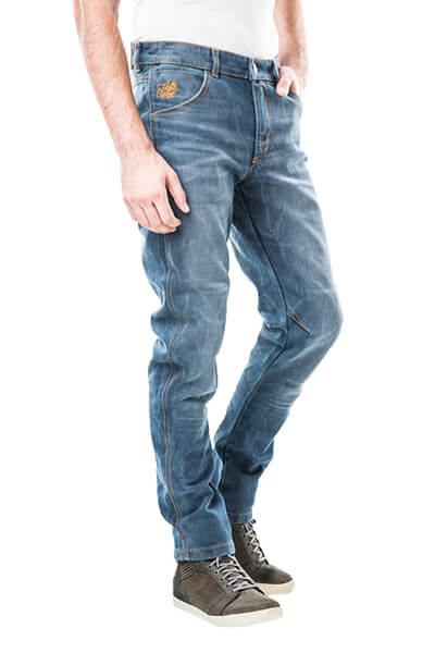 Armalith motorcycle jeans forte mottowear