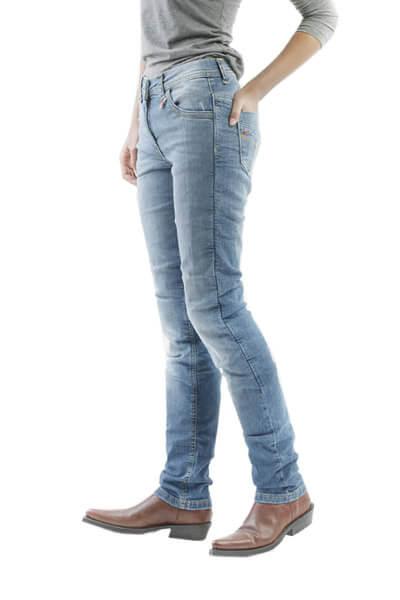 Stella blue kevlar jeans woman